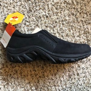 merrell jungle moc pro grip work shoes ii